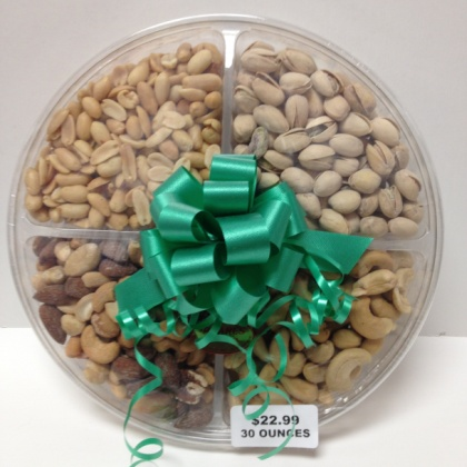 Assorted Nut Tray Large