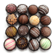 Assorted Jumbo Chocolate Truffles 6 ct