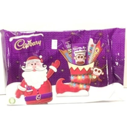 Cadbury Assorted Treatsize Stocking Mix 4 bars