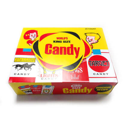 Candy Cigarettes 24 ct