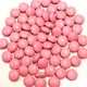 Candy Drops Chocolate Pink Light 1 lb