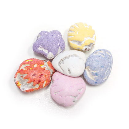 Chocolate Candy Coated Sea Shells 7 oz