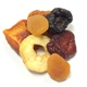 Dried Fruit Gourmet Mix 8 oz