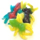 Giant Gummi Spiders Assorted 9 ct