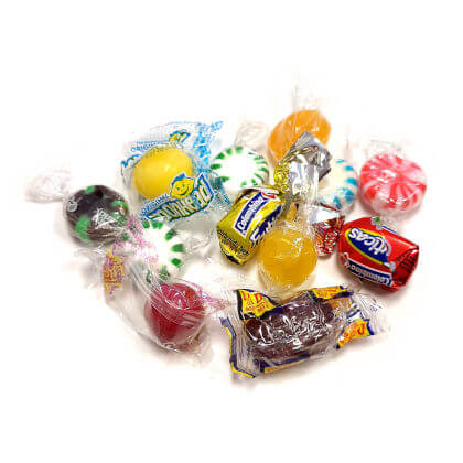 Assorted Hard Candy Mix 12 oz