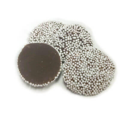 Chocolate Nonpareils Dark 8 oz