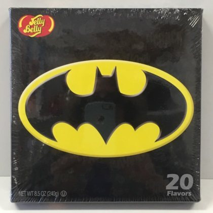 Pearls Candy and Nuts - Jelly Belly Batman Gift Box 20 Flavors