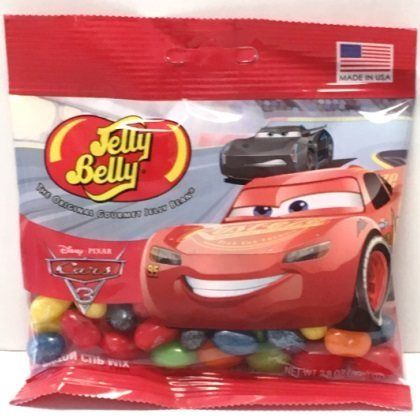 Jelly Belly Cars Peg Bag