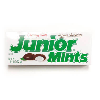 Junior Mints Box