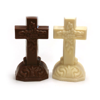 Cross Solid Chocolate