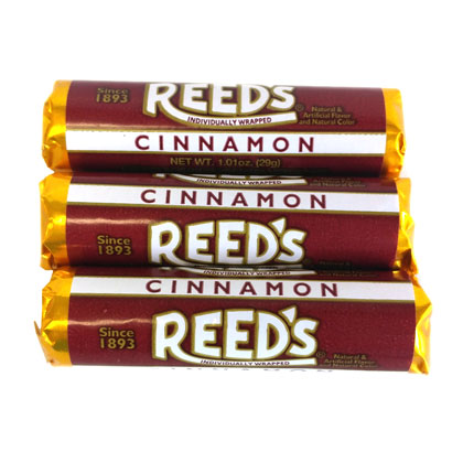 Pearls Candy And Nuts Reeds Cinnamon 3 Ct