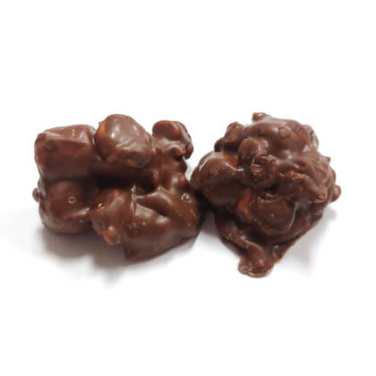 Clusters Rocky Road Chocolate Small Box