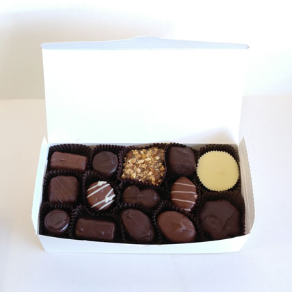 Assorted Chocolates Large Pearls Box