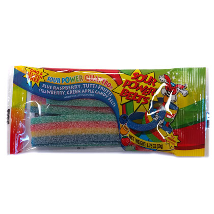 Sour Power Belts Quattro 1 ea